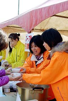 2011年1月22日(土) いぶすき菜の花マーチ