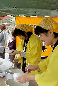 2011年2月27日(日) 荒田八幡宮 初午祭