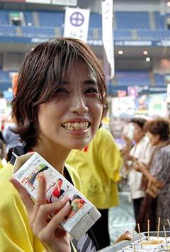 2013年8月4日(日) 大阪 京セラドーム