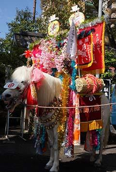 2014年3月2日(日) 荒田八幡宮 初午祭